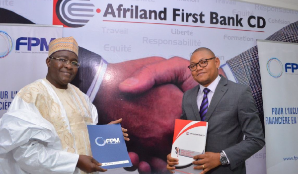 FPM SA is joining forces with Afriland First Bank CD in DR Congo