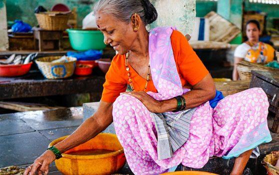 Cvso helpt de meest afgelegen dorpjes op het Indische platteland te bereiken