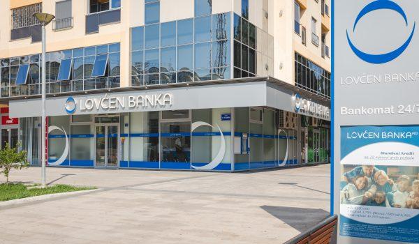 Incofin cvso investeert in Montenegrijnse Lovćen Banka